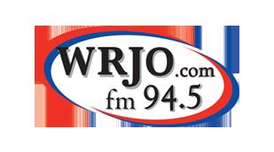 WRJO fm 94.5 Logo